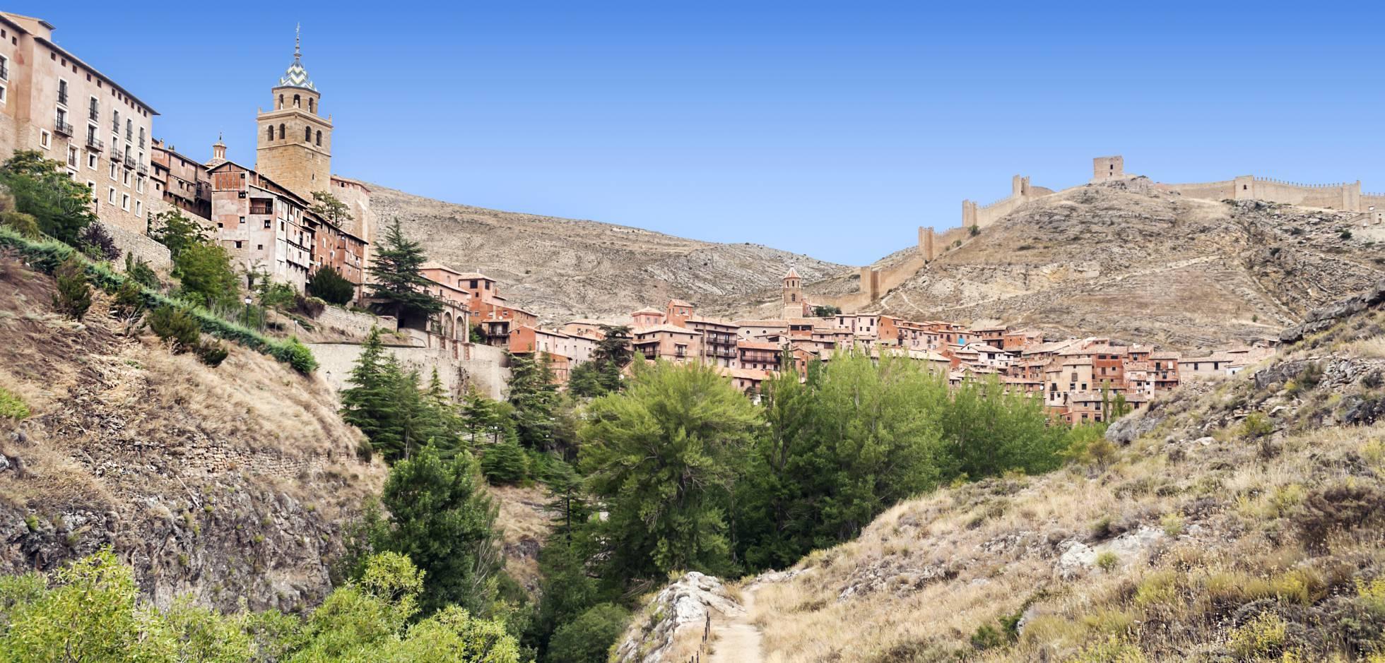 Los 10 pueblos más bonitos de Aragón según los lectores de EL PAÍS