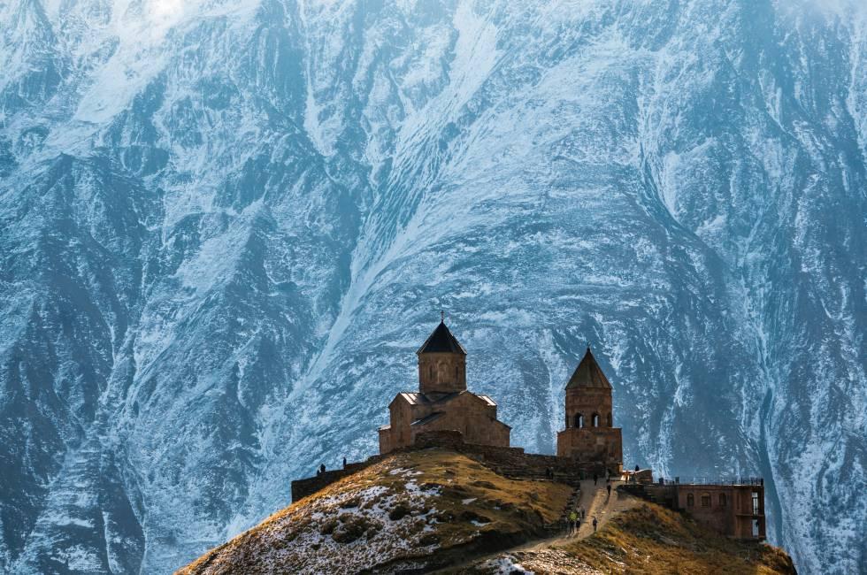 Tres países del Cáucaso para sorprender a viajeros que creen haberlo visto  todo | El Viajero | EL PAÍS