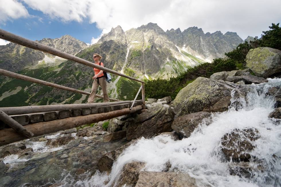Así son los Tatras, los montes eslovacos que Lonely Planet ha elegido mejor destino europeo