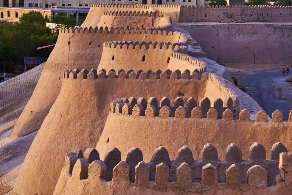 Vuelta al mundo en 24 grandes murallas (y ninguna es la de China)