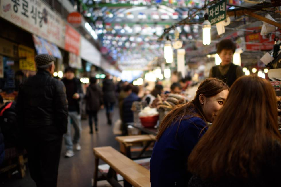 ¿qué comen los coreanos a altas horas de la noche?