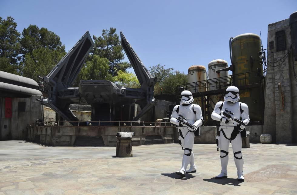 Así es el primer parque Star Wars de Disney