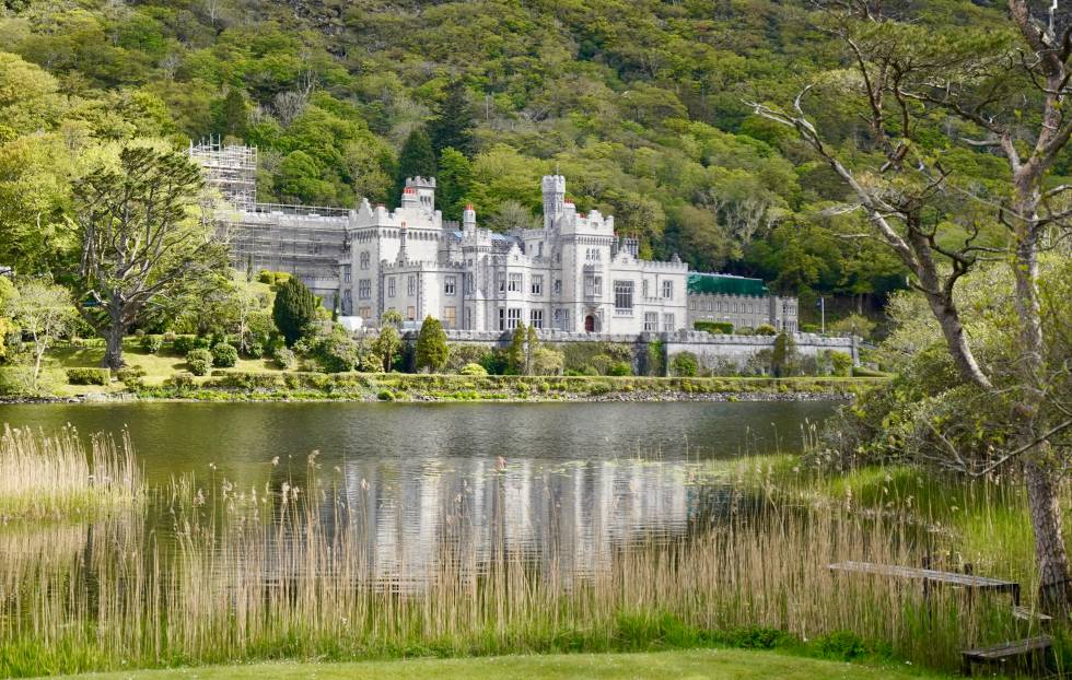 Irlanda, un baño de verde
