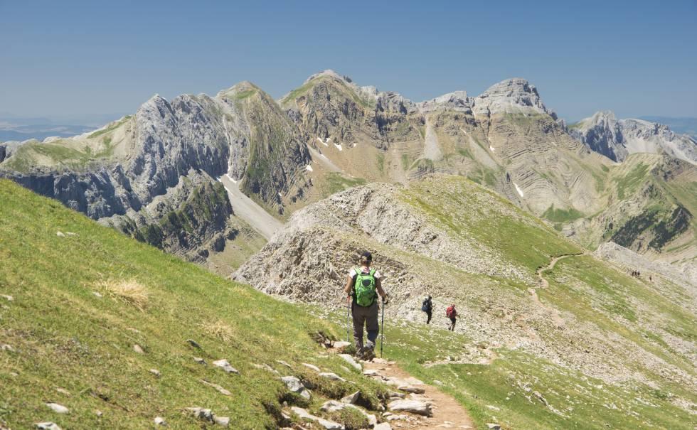 La Senda de Camille, magia de alta montaña