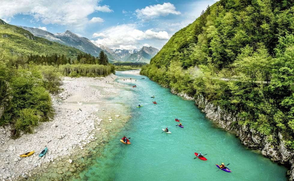 Eslovenia, un verano refrescante y asombroso