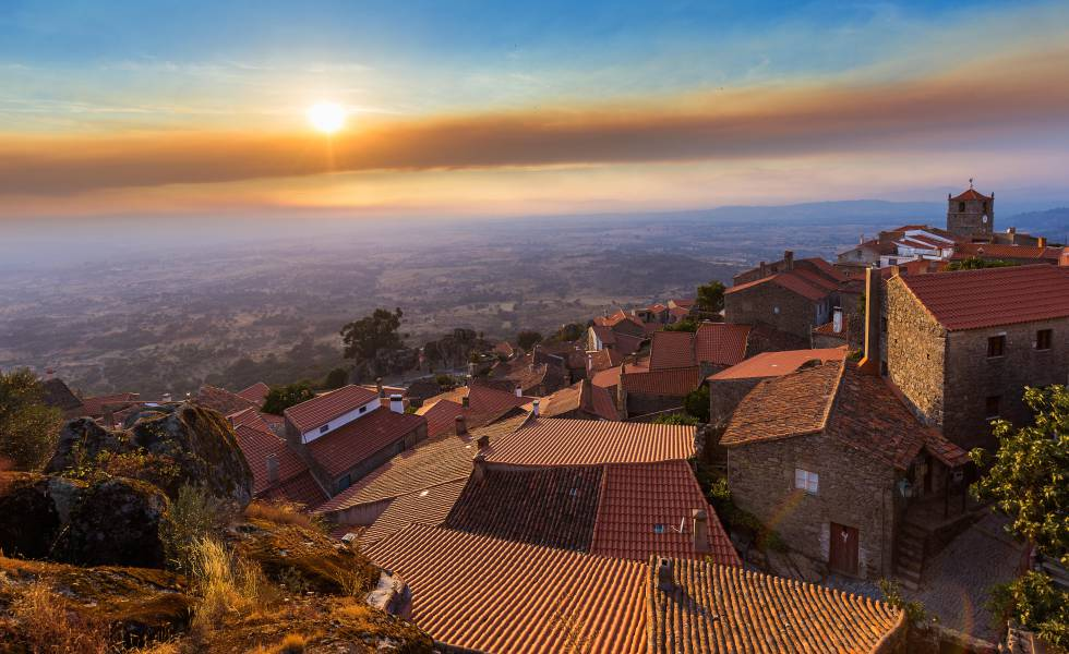 Viaje lento al centro de Portugal