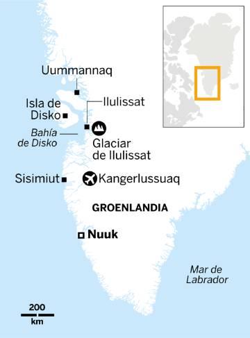 Rumbo a Groenlandia, la isla que no está en venta