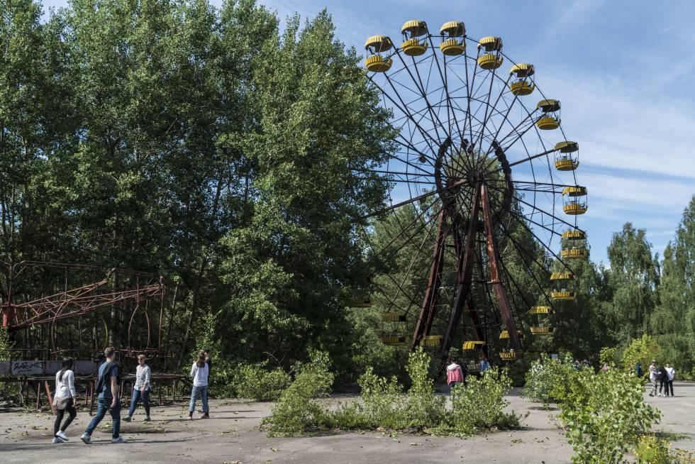 Chernóbil, una extraña excursión