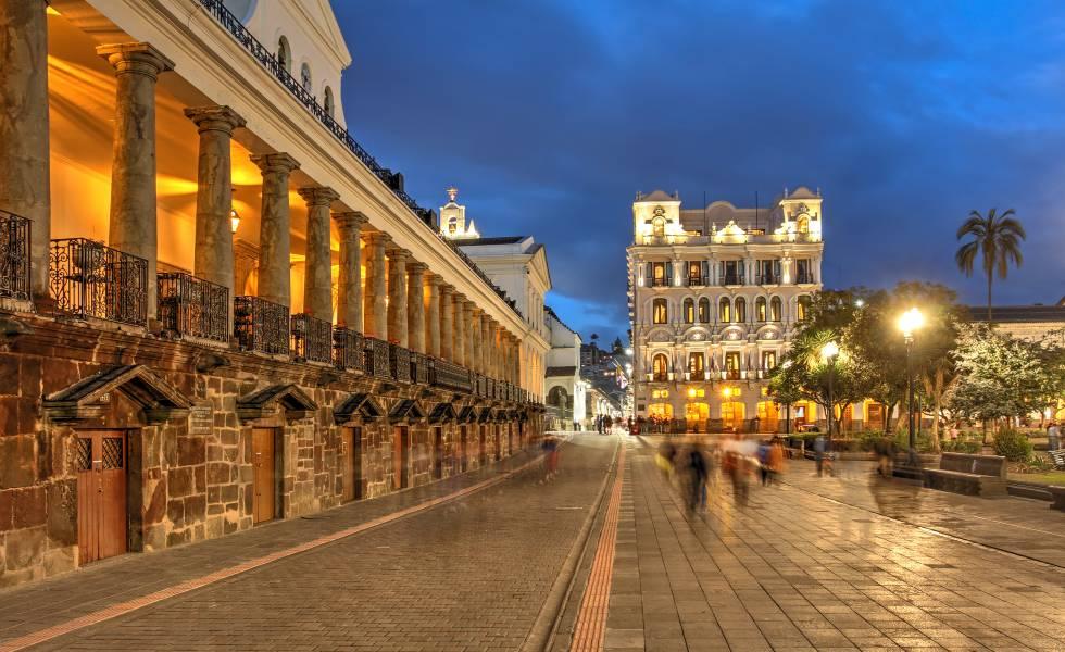 Quito, de palacio en palacio