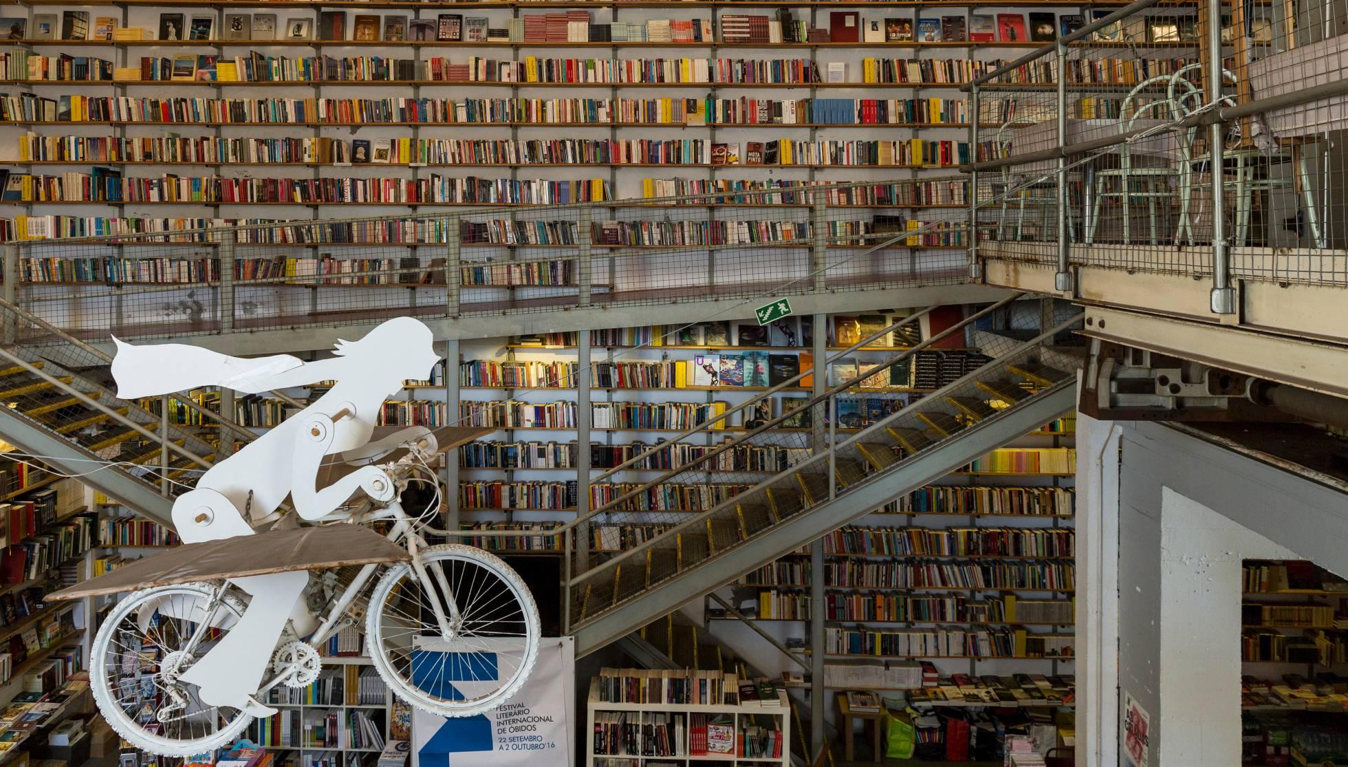Volta ao mundo em 21 livrarias com encanto
