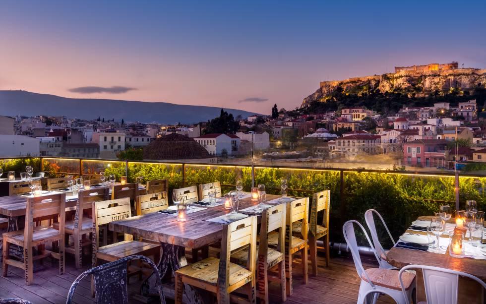 Turismo En Grecia 10 Pistas Para Saborear Atenas El