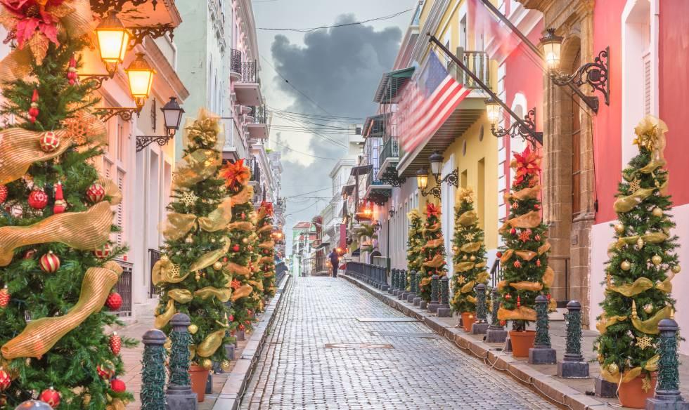 Dos Meses De Navidad Caribeña En Puerto Rico El Viajero El País