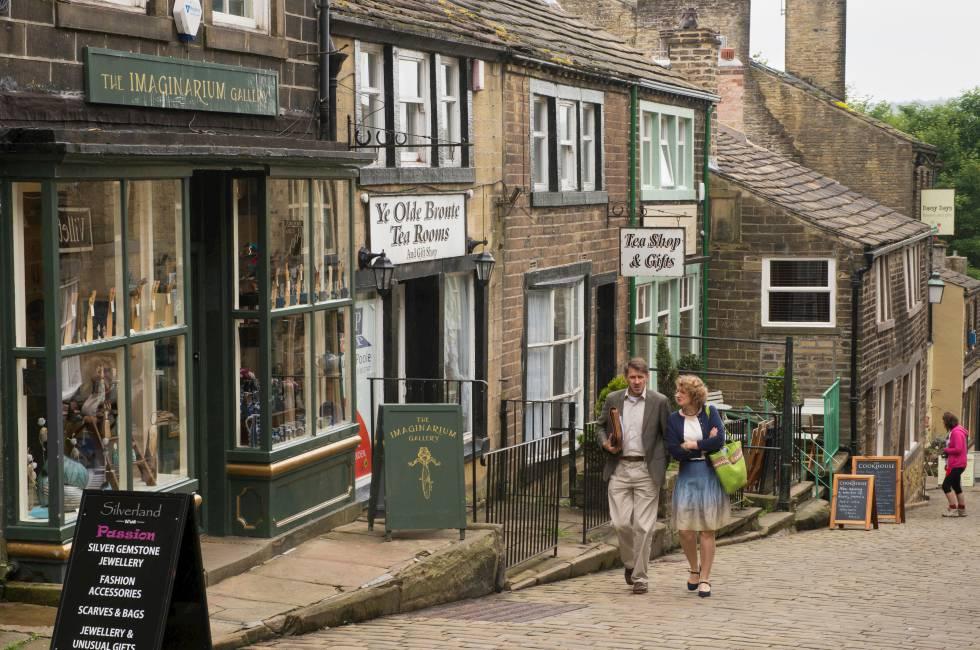 Reino Unido Una Ruta Literaria Por Los Inhospitos Paisajes De Yorkshire El Viajero El Pais