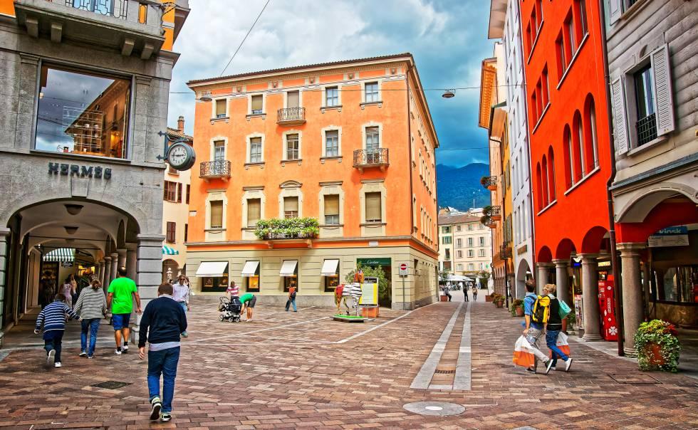 Lugano, 24 horas en la Suiza mediterránea