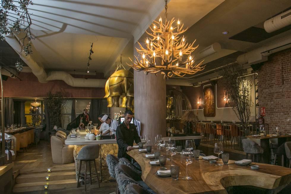 Restaurantes en Madrid: Salvaje, sabores asiáticos con una mirada ...