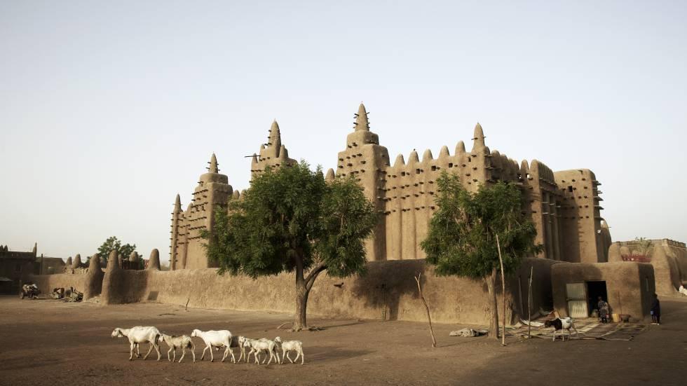 La Gran Mezquita de Denné.