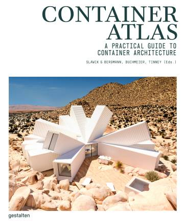 Portada del libro 'Container Atlas: A Practical Guide to Container Architecture' (editorial Gestalten).