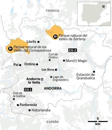 Andorra, aires pirenaicos para respirar este verano