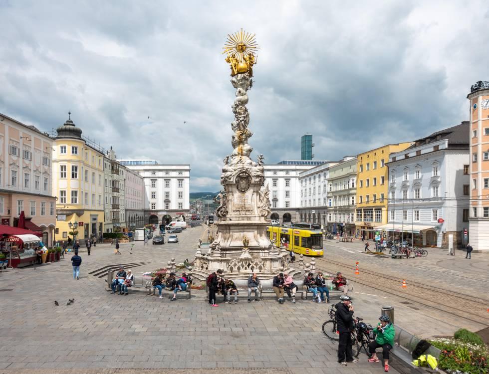 Linz, creatividad a orillas del Danubio