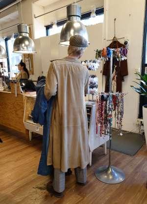 Una tienda en Renstiernas Gata, en el SoFo de Södermalm.