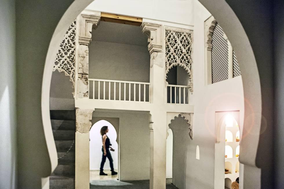 El Museo de Siyâsa, en la localidad de Cieza.