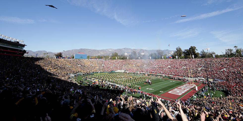 Rose Bowl Stadium em Pasadena  70354337207fd