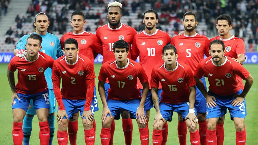 Seleção de Futebol da Costa Rica  63af05032a0ce