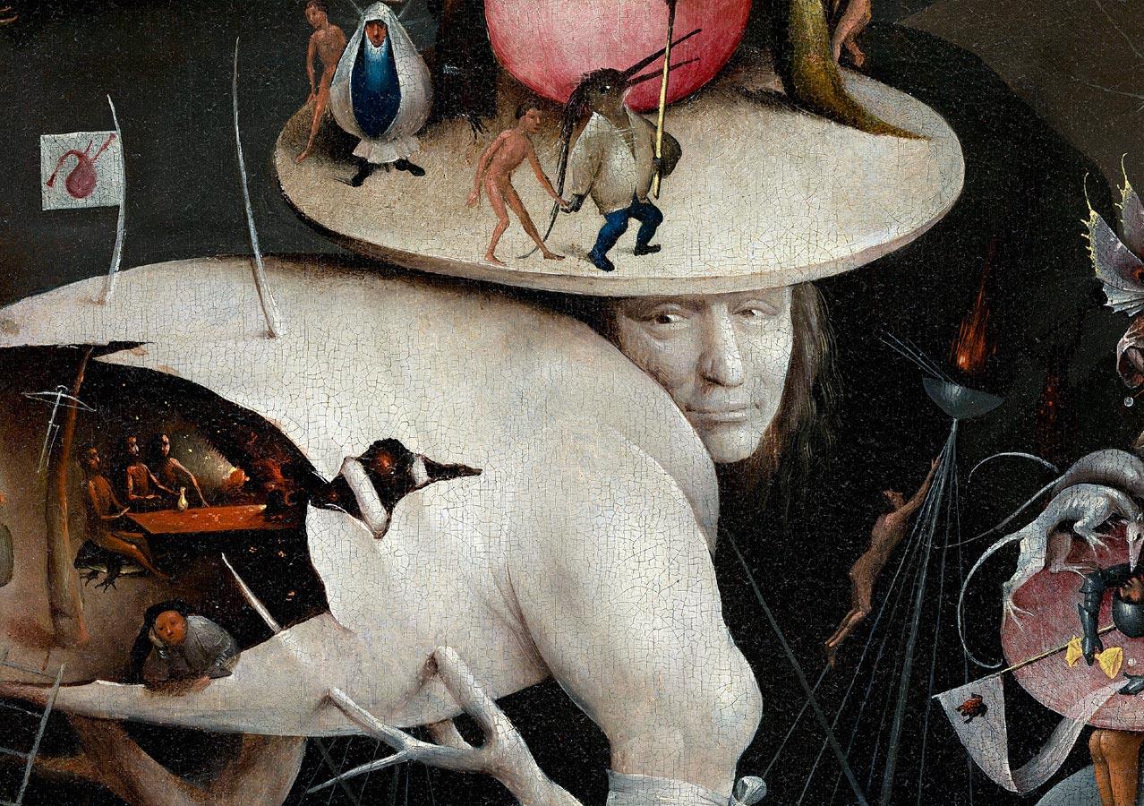 La Obra El Bosco En El Museo Del Prado El País