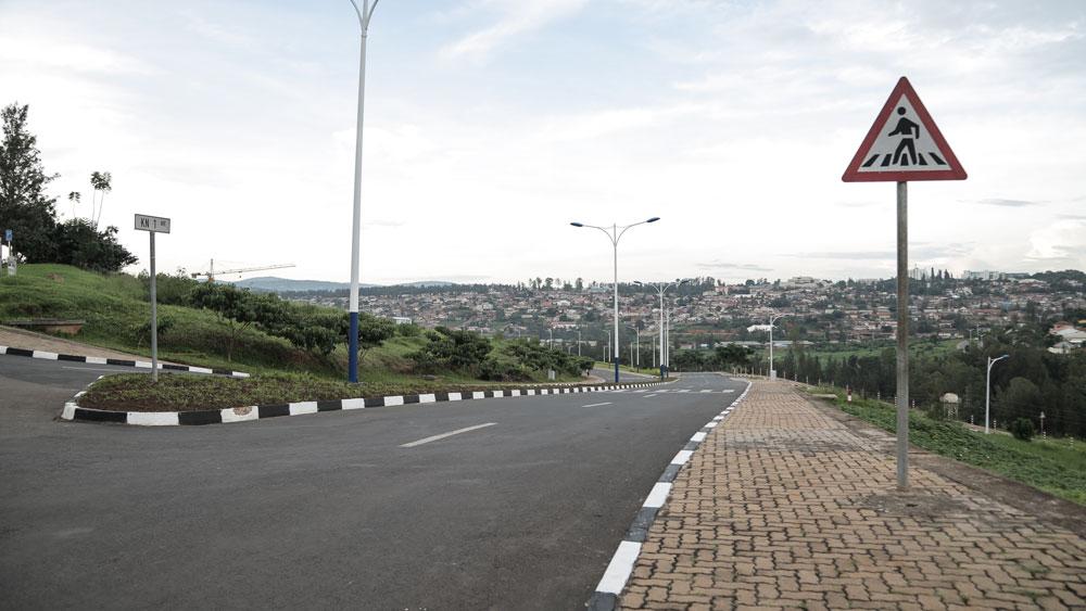 Kigali es conocida como la 'ciudad más limpia de África'