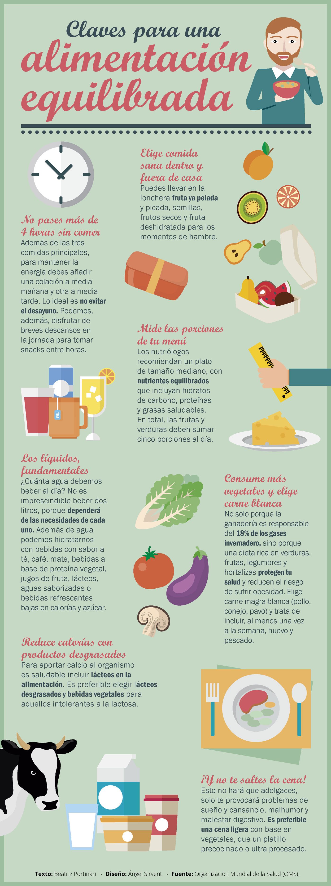 beneficios de la alimentacion saludable