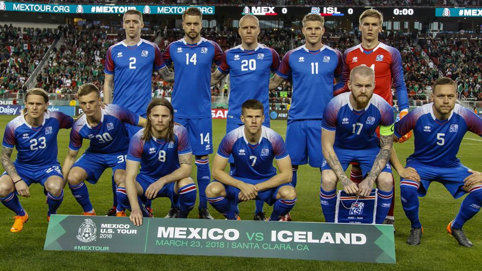 Islandia En El Mundial Rusia 2018 El Pais