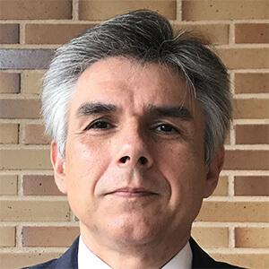 Juan Pablo Ayuso, gerente de proyectos en el área de Construcción de Acciona