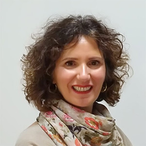Cristina Mayo, ejecutiva de servicio de Aena