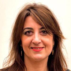 María Teresa Vicente, gerente de Banca Institucional de Banco Santander
