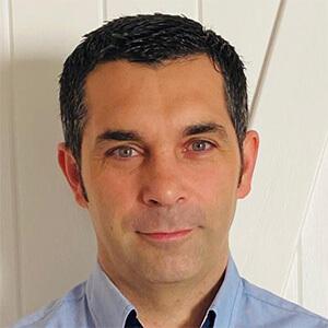 Santiago Álvarez, gerente de Banca Institucional de Banco Santander