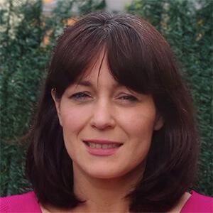 Sara Magaña Orue, mánager de la app de banca móvil de BBVA en España