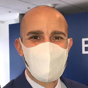 Sergio Sánchez-Uran García-Rojas, director de sucursal de BBVA