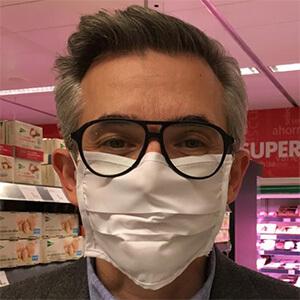 José Ángel Usero, gestión de pedidos en Supercor