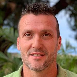 Juan José Tomás, técnico de mantenimiento de redes de Iberdrola
