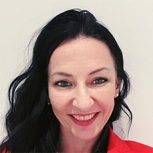 Laura Varela, responsable del Centro de Control de Red de Naturgy