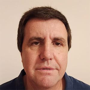 Luis Martínez, conductor de Radioteléfono Taxi
