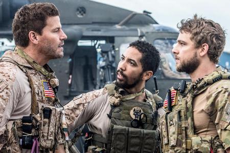 Cuando se estrena SEAL Team Temporada 4