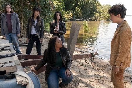 Cuando se estrena The Walking Dead: World Beyond Temporada 2