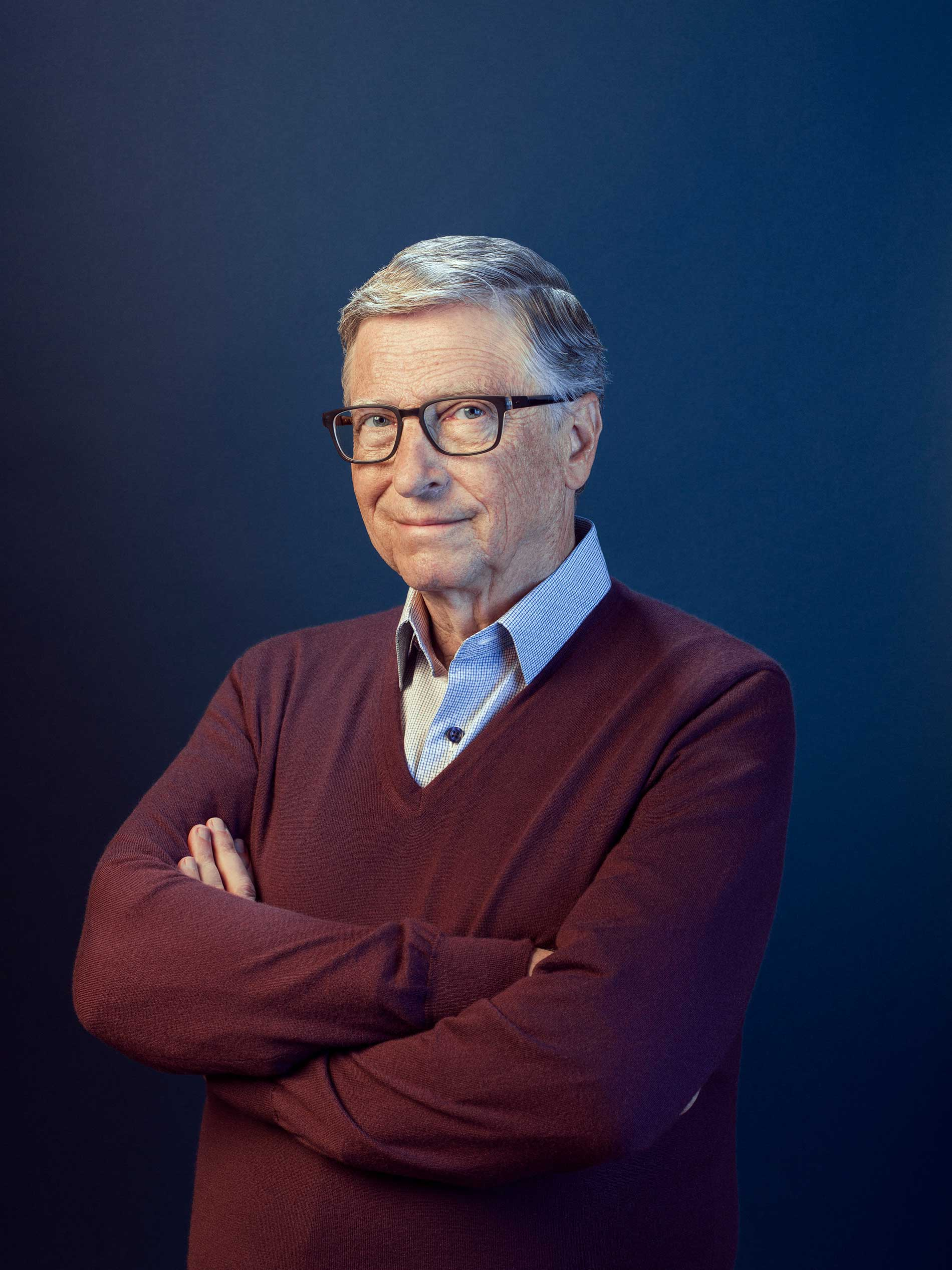 Bill Gates: 'Climate change is harder to solve than the pandemic but the  negative effects are much greater' | USA