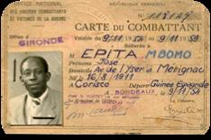 José Epita Mbomo, el electricista que saboteó a los nazis y salvó a sus  amigos   Cultura   EL PAÍS