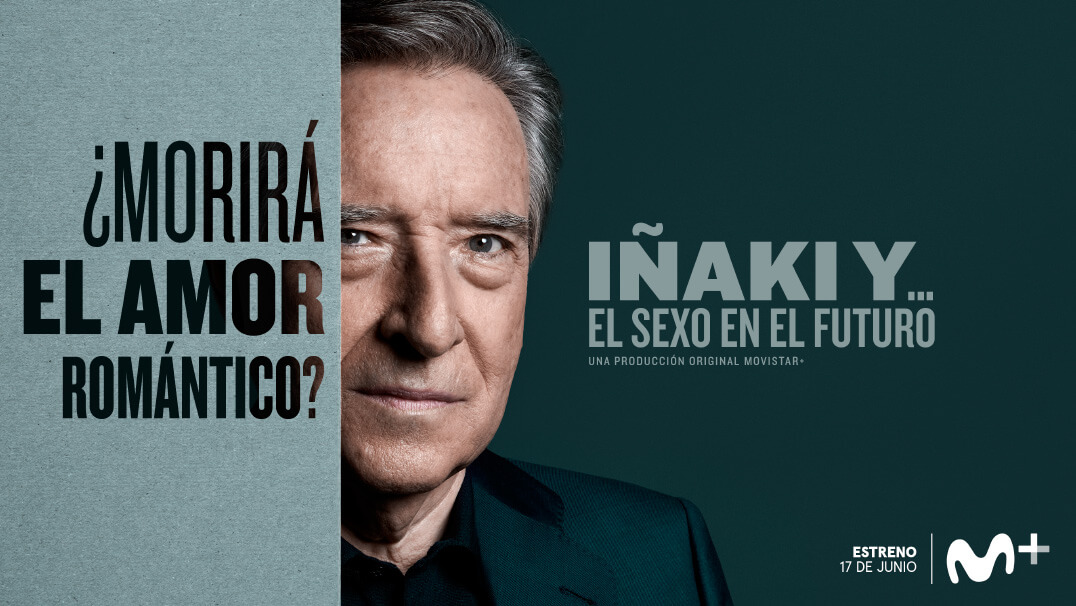 Cartel 'Iñaki y el sexo en el futuro'