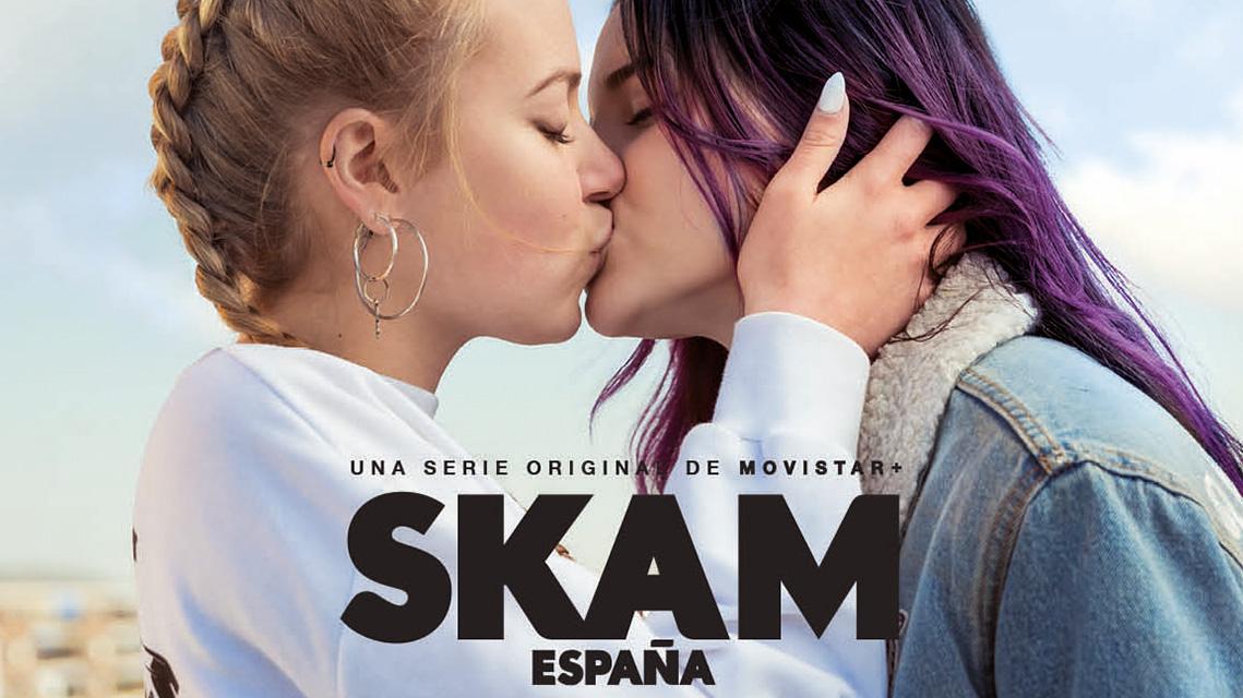 Cartel 'SKAM España'