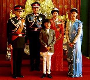 Matrimonio In Nepal : El príncipe heredero de nepal mata a toda su familia tras una