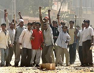Resultado de imagen para hindu mata a cristianos