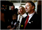 Rand Paul, el héroe del Tea Party